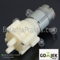 Priming Diaphragm Pump Spray Motor 12V for Water Dispenser