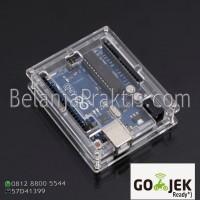 Case for Arduino Uno R3 - Acrylic Transparent Box - Enclosure