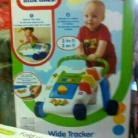 LITTLE TIKES ACITIVY WALKER