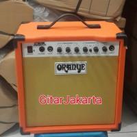 Ampli Gitar Bass Merk Orange Paling Murah Jakarta Amply