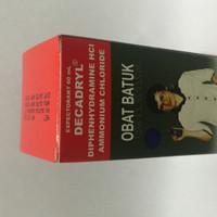 Decadryl sirup 60 ml batuk dan asthma