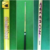 Joran Pancing Tegek Kamikaze Celeron Panjang 240 cm