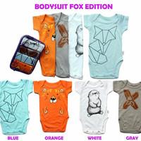 Jumper Bodysuit Modern Baby Boy 4 In 1 Merk Kazel Termurah