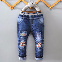 Celana Jeans Paul Frank