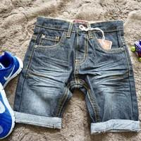 short black jeans
