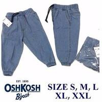 Celana Anak Jogger Jogger Pants Anak Semi Jeans Size L 34th Terlaris