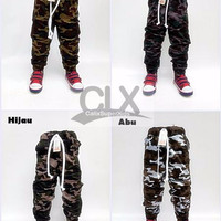 Celana Anak Joger Army Style