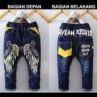 Darren Wings Long Pants