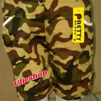 Celana army anak/ celana pendek anak / hotpants anak perempuan