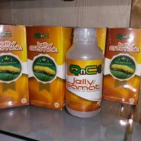 QnC Jelly Gamat | 100% Gamat Emas | Q n C 300 ml