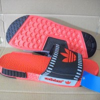 Sandal ADIDAS NMD Boost Slop Red Black