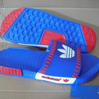 Sandal ADIDAS NMD Boost Slop Blue Red