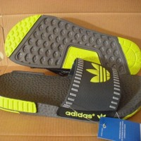 Sandal ADIDAS NMD Boost Slop Grey Volt