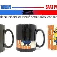 [Original] Jual Mug Bunglon Kado Unik | Mug Magic Ajaib Import - GAGOO