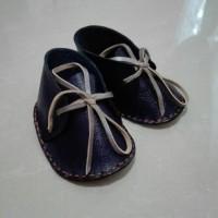 Sepatu bayi kulit asli - Genuine leather baby shoes
