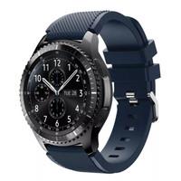 Samsung Gear S3 Frontier / Classic Strap Dark Blue