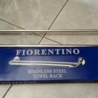 rak handuk fiorentino stainless