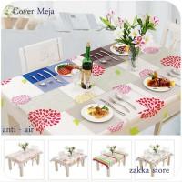 Cover Meja Makan Sarung Meja Anti-Air