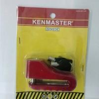 gembok disc brake kenmaster