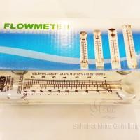 Flow Meter / Flowmeter 0,2 - 2 GPM