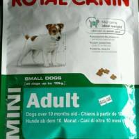 royal canin mini dewasa 4 kg