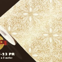 Wallpaper sticker motif Batik premium Grade B Grosiran