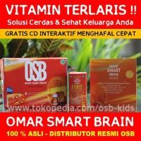 Omar Smart Brain ( Vitamin Otak OSB )