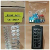 Fuse Box / Box Sekring F70(Taft Gt)