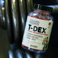 Fat Burner MAX'S T-DEX 90 Serving Pembakar Lemak Fomula Lengkap.