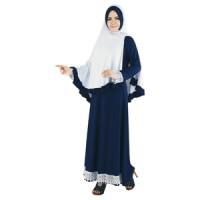 Pakaian Muslim Wanita + Kerudung Raindoz RSG 028