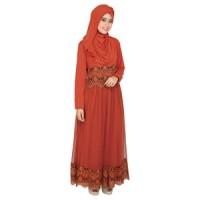 Pakaian Muslim Wanita + Kerudung Raindoz ROK 021