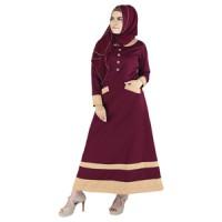 Pakaian Muslim Wanita + Kerudung Raindoz RDG 079