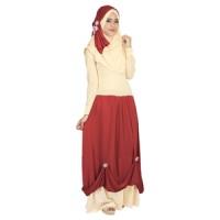Pakaian Muslim Wanita + Kerudung Raindoz RRZ 002