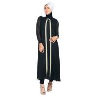 Dress Gamis Wanita Tanpa Kerudung Raindoz RNG 029
