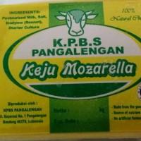 Keju Mozzarella KPBS Pangalengan