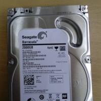 Seagate 2TB Harddisk Internal