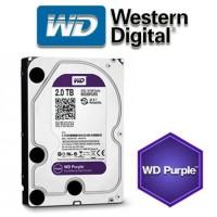 WD (Western Digital) Hard Disk Internal 2 TB SATA Purple Original CC