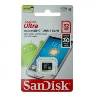 SanDisk Ultra MicroSD 32GB Class 10 no Adapter Original