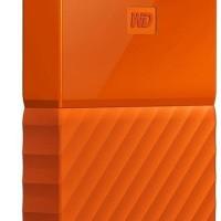 WD My Passport Portable External HD 2TB 3.0 WDBYFT0020BWT-WESN RESMI