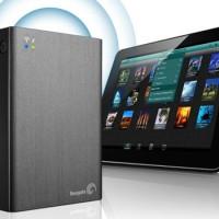 SEAGATE Wireless External Drive 2TB Original