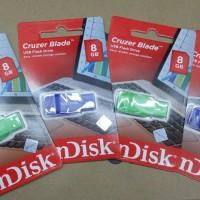SanDisk Cruzer Blade 8GB Original Flash Disk [CZ50] Original