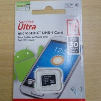 SanDisk Ultra 16GB Class 10