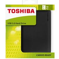 Hardisk External Toshiba Canvio Ready 1TB 2.5' USB 3.0 Original
