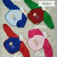 Baju Cloths Slabber Slaber Celemek Bayi Baby