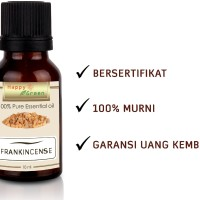 Happy green Frankincense Essential oil (5 ml) Minyak Kemenyan Arab