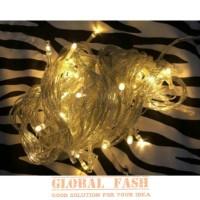lampu LED warm white / tumbrl / hias / natal /dekorasi / tumbrl lamp