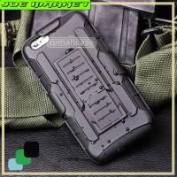 Apple iPhone 4 / 4s & 5 / 5s - Future Armor Hardcase With Belt Holst