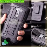 Case LG G3 D850 - Future Armor Hardcase Belt Holster