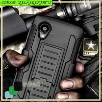 LG Nexus 5 D820 - Future Armor Hardcase Belt Holster Ori Case Casing