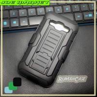 Samsung Core Prime - Future Armor Hardcase + Belt Holster Case Casin